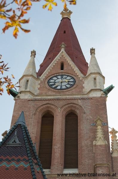 Hauptturm von Norden (Foto: Fröschl)