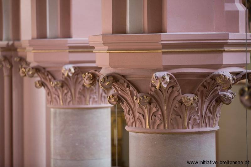 Säulenkapitelle (Foto: Fröschl)
