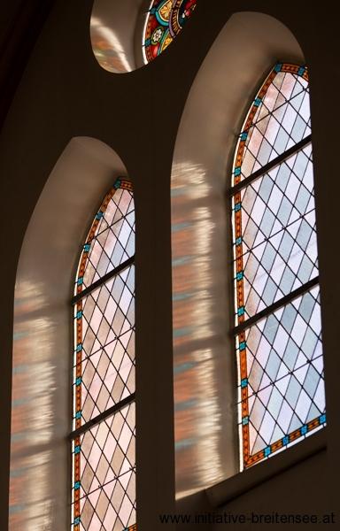 Hauptschiff-Fenster (Foto: Fröschl)