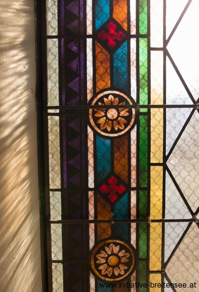Fenster-Detail (Foto: Fröschl)