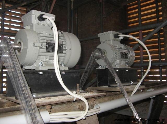 Neue Läuteanlage, neue Motoren werden in Zukunft die Breitenseer Glocken zum Klingen bringen. (Foto: Baier)