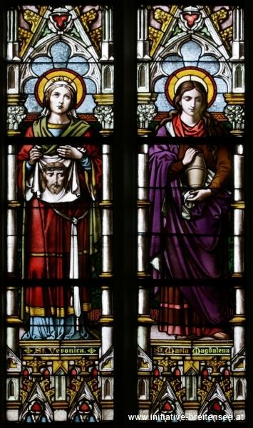 Veronika und Maria Magdalena (Foto: Stöcher)