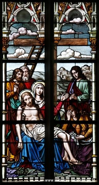 Beweinung Christi (Foto: Stöcher)