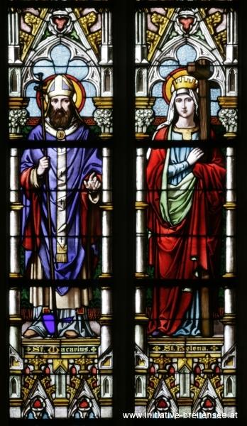 Makarius und Helena (Kreuzauffindung; Foto: Stöcher)