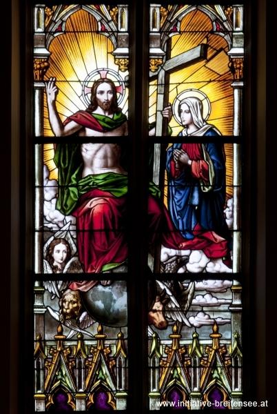 Christus als Weltenrichter (Foto: Stöcher)