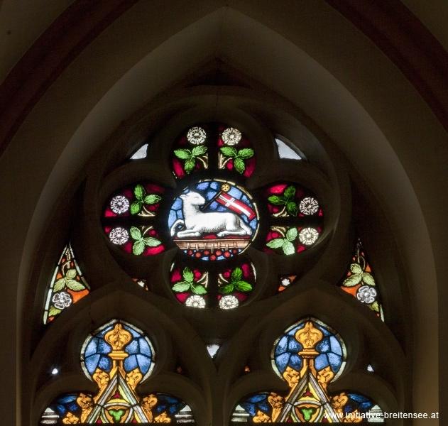 Das Lamm Gottes (Foto: Stöcher)